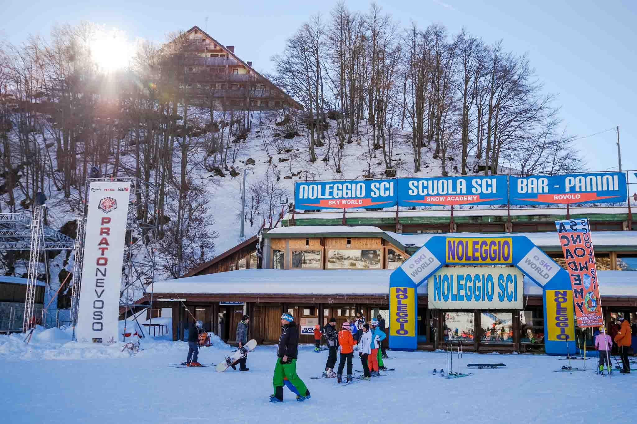 Rental Viglietti Sport Prato Nevoso