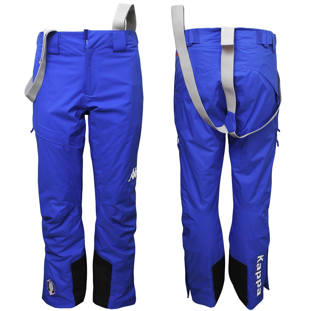 0348bc89037 Ski pants 6CENTO 622A FULL ZIP FISI - Viglietti Sport