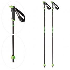 Ski stick REDSTER X CARBON SQS - 2018   19
