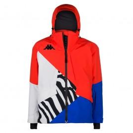 6CENTO women's ski jacket 611P