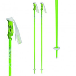 VIRTUOSO GREEN ski poles