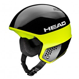 Ski helmet STIVOT RACE CARBON BLACK