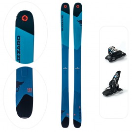 Ski RUSTLER 10 + GRIFFON 13 TCX DEMO - 2018   19