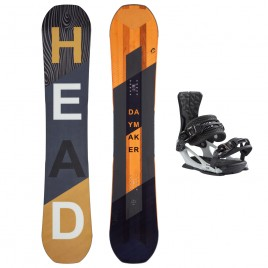 Snowboard DAYMAKER LYT + NX four - 2019 | 20