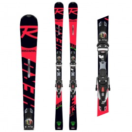 Ski HERO ELITE ST TI + NX 12 KONECT DUAL - 2018   19