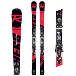 Ski HERO ELITE ST TI + NX 12 KONECT DUAL - 2018 | 19