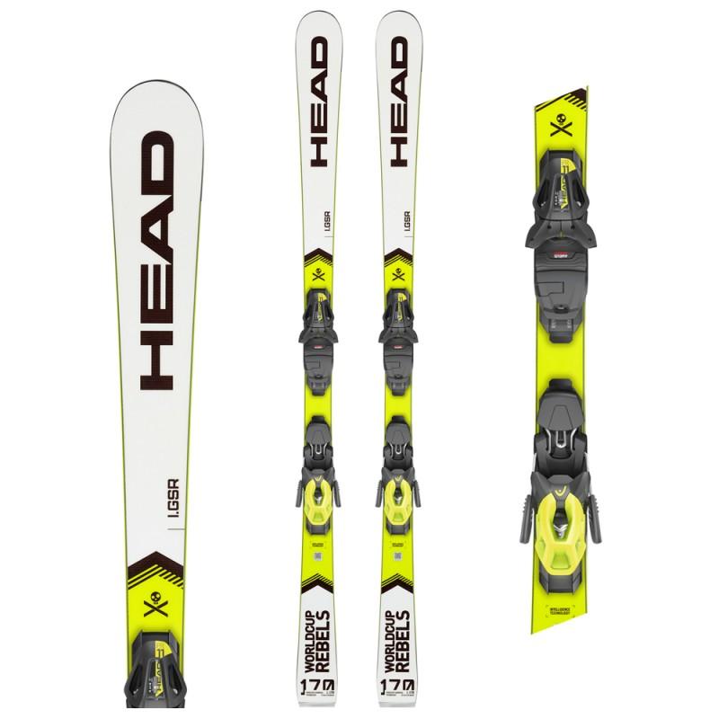 Ski WC REBELS iGSR + PR 11 GW - 2019   20