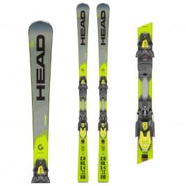 Ski SUPERSHAPE I.SPEED + PRD 12 GW - 2019   20