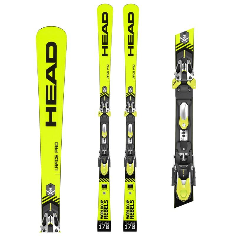 Ski WC REBELS I.RACE PRO + FREEFLEX EVO 16