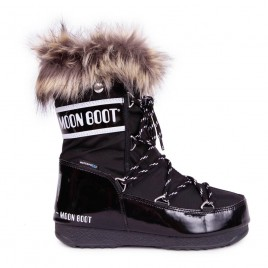 Snow boots MOON BOOT MONACO LOW Originals