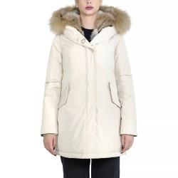 Hooded jacket SONORA SATIN...