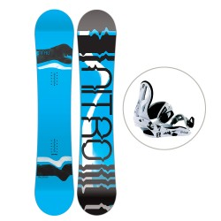 Snowboard FIRECRACKER + RYTHM