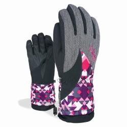 Ski Gloves BLISS GEMS GIRL...