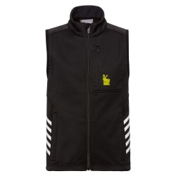 RACE VEST JR sleeveless jacket