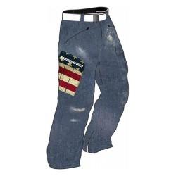 Pantaloni sci snowboard USA...