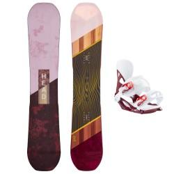 Snowboard SHINE LYT + NX...