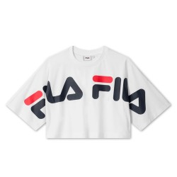 T-Shirt BARR cropped wide...
