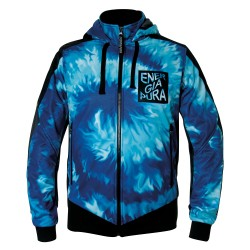 FLUID hooded jacket