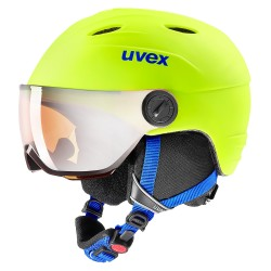 JUNIOR VISOR PRO ski helmet