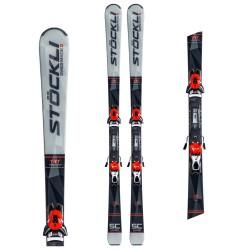 Ski LASER SC + MC FREEFLEX...