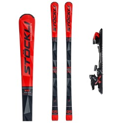 Ski LASER GS + SRT CARBON +...