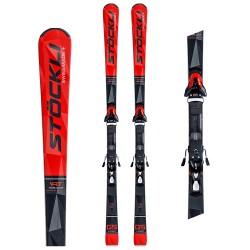 Ski LASER GS + SRT SPEED +...