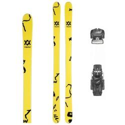 Ski Freestyle REVOLT 87 +...