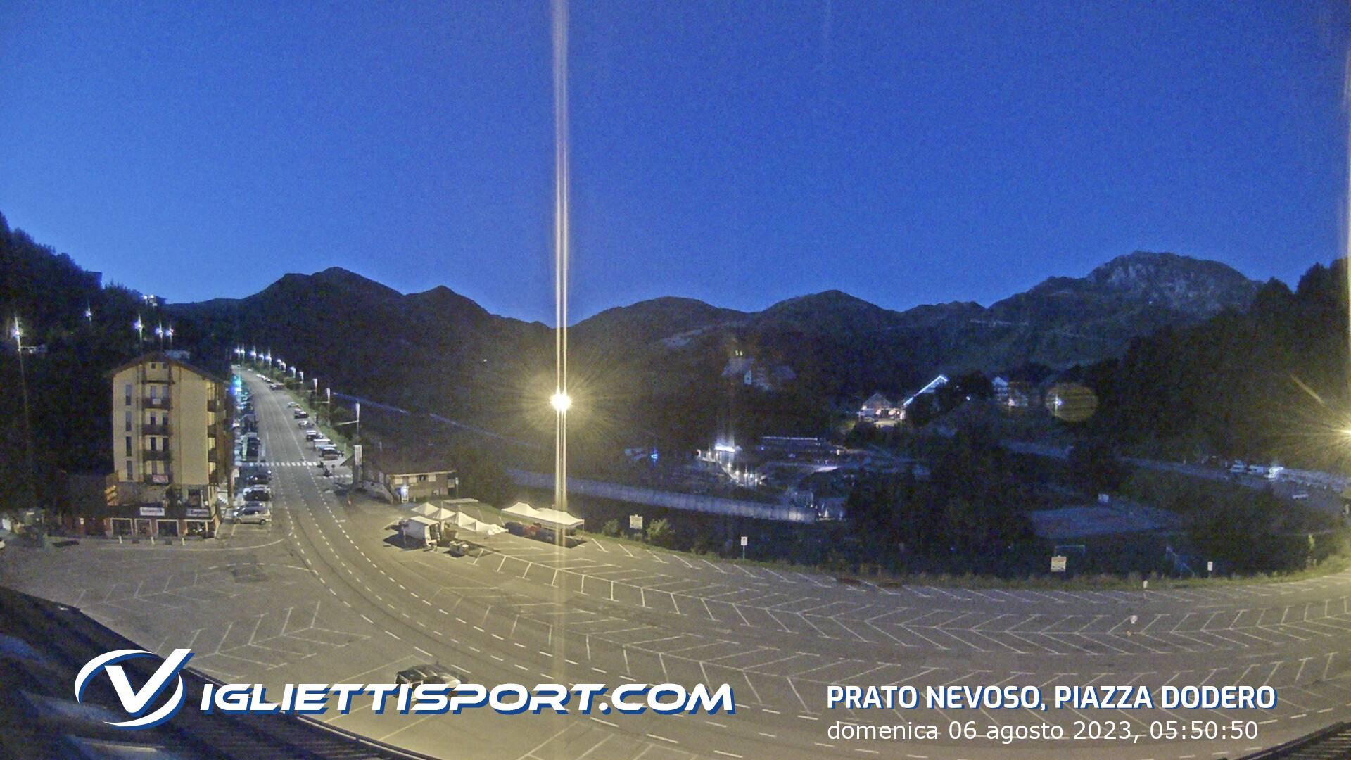 Webcam Prato Nevoso - Viglietti Sport